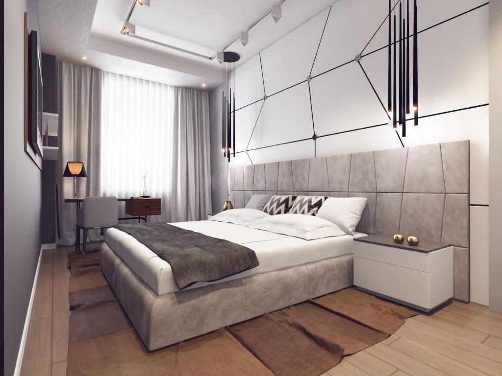 Дизайн квартиры (спальня)