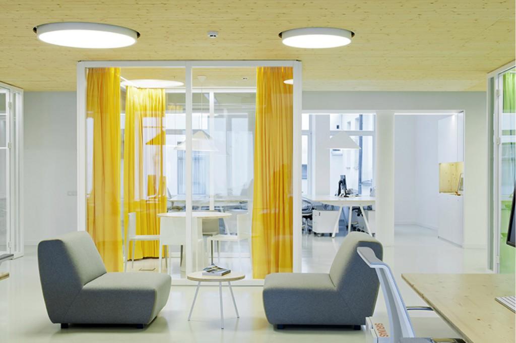 Вильнюсский офис международной IT-компании - Фото