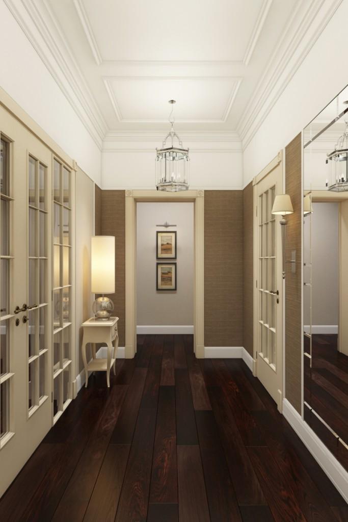 Дизайн квартиры (холл)