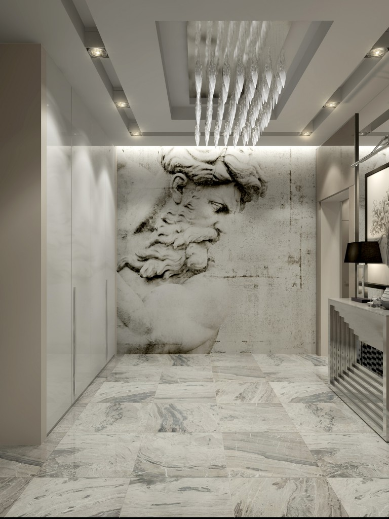 Дизайн квартиры (прихожая)