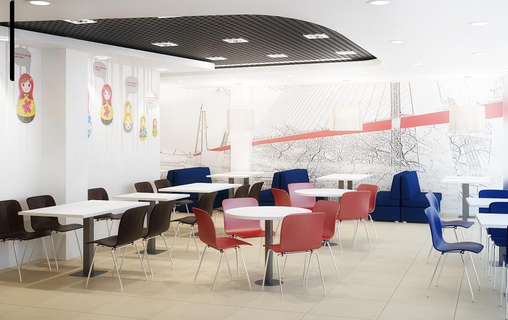Потолок из гипсокартона на кухне: дизайн, фото