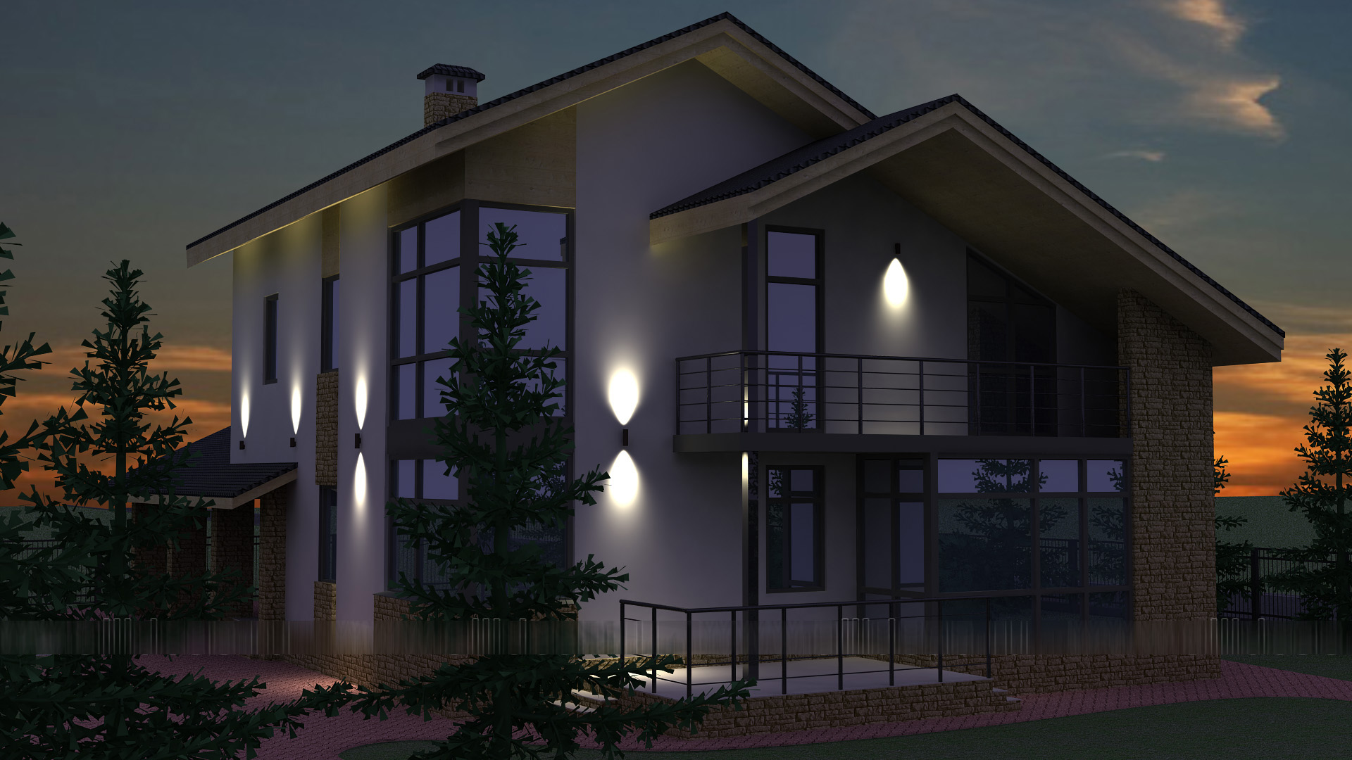 дизайн фасада онлайн