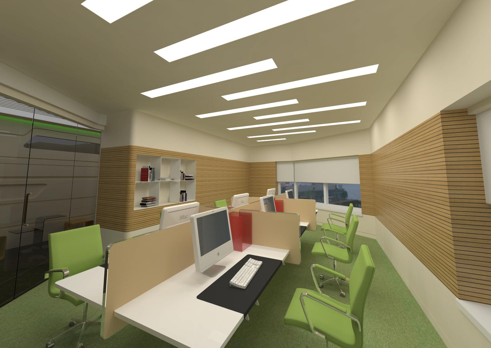 дизайн офиса стоимость