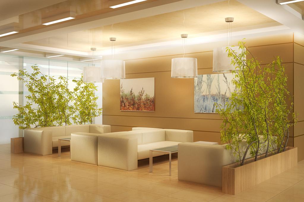 дизайн помещений офисов