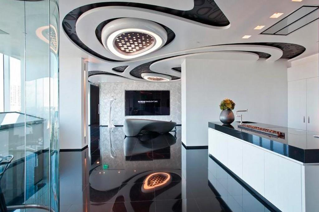 дизайн проект офисного помещения
