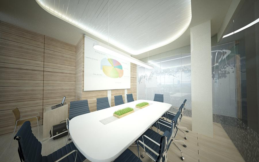 дизайн проектирование офисов