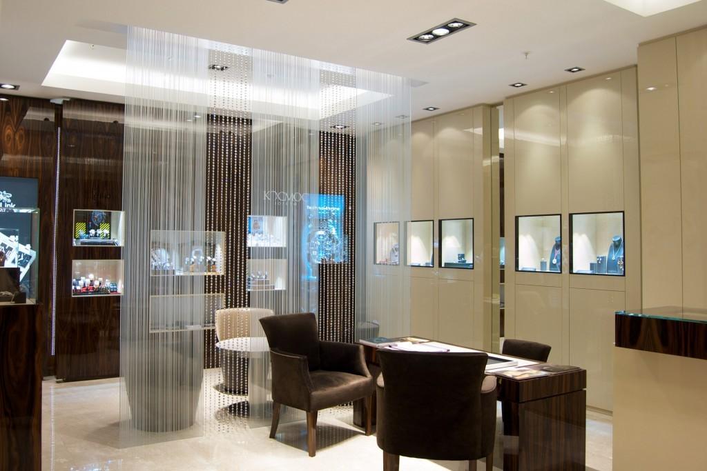 Дизайн ювелирного магазина - Фото