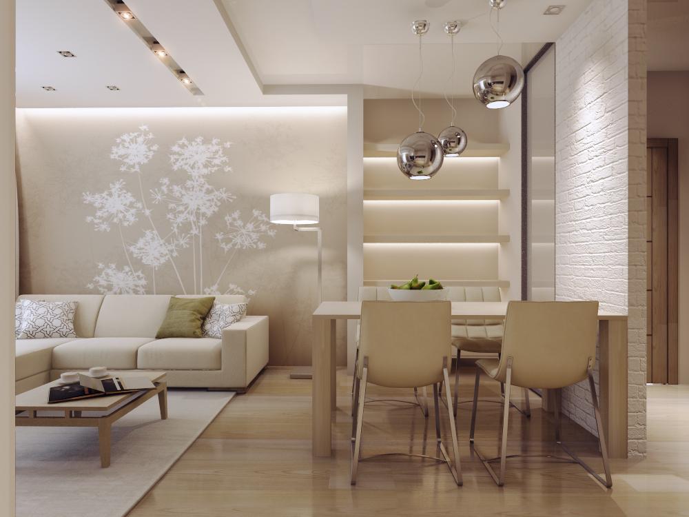 элитный дизайн интерьеров