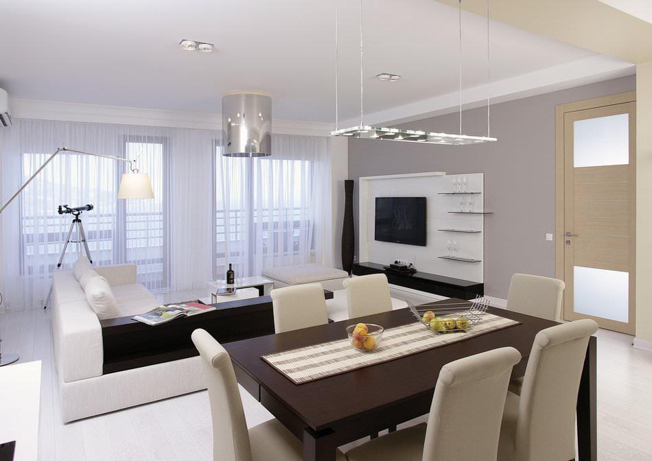 интерьер квартиры в фотографиях