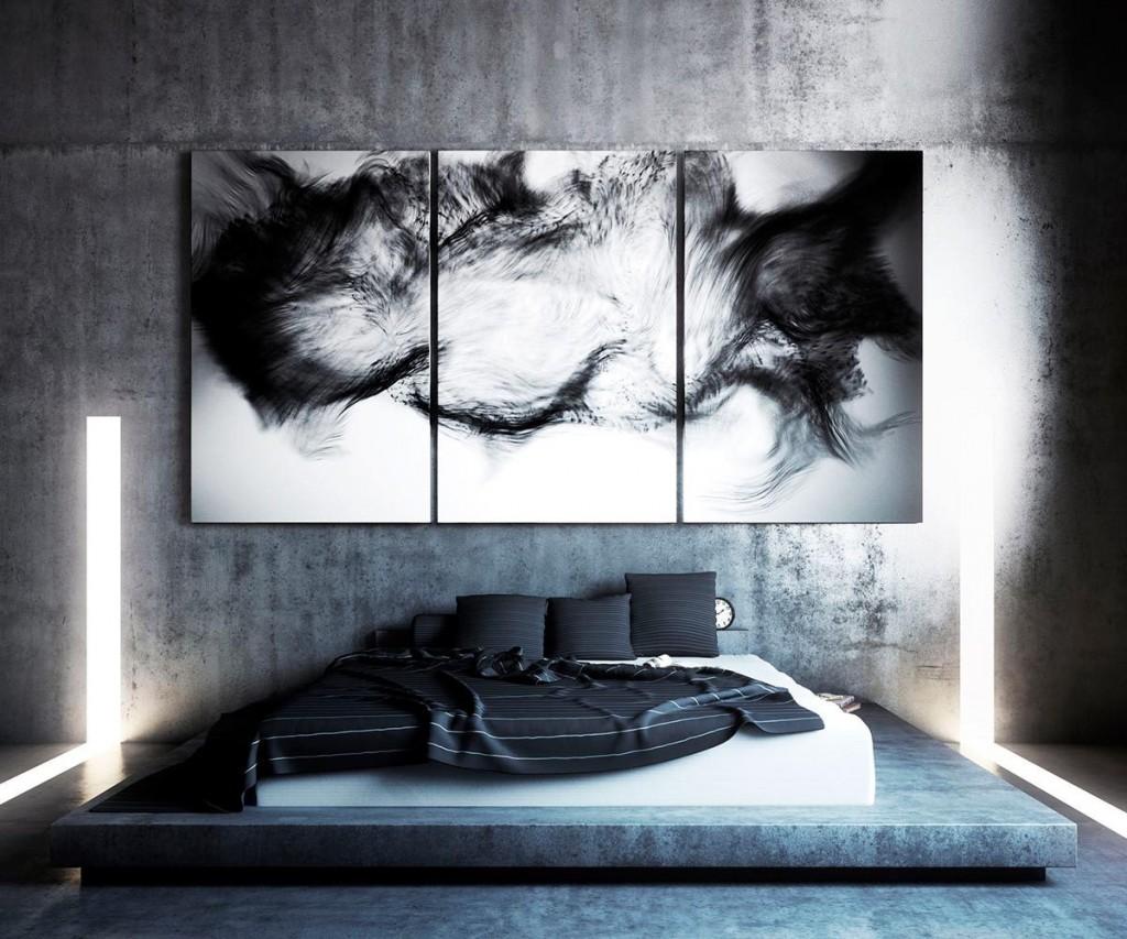 Дизайн интерьера как искусство - Фото