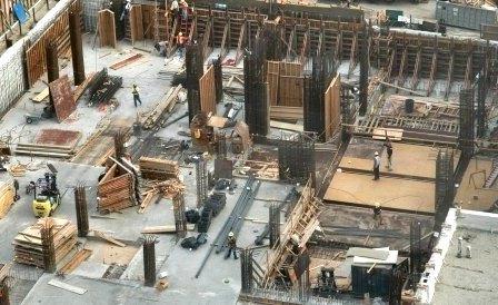 комплектация объектов строительными материалами