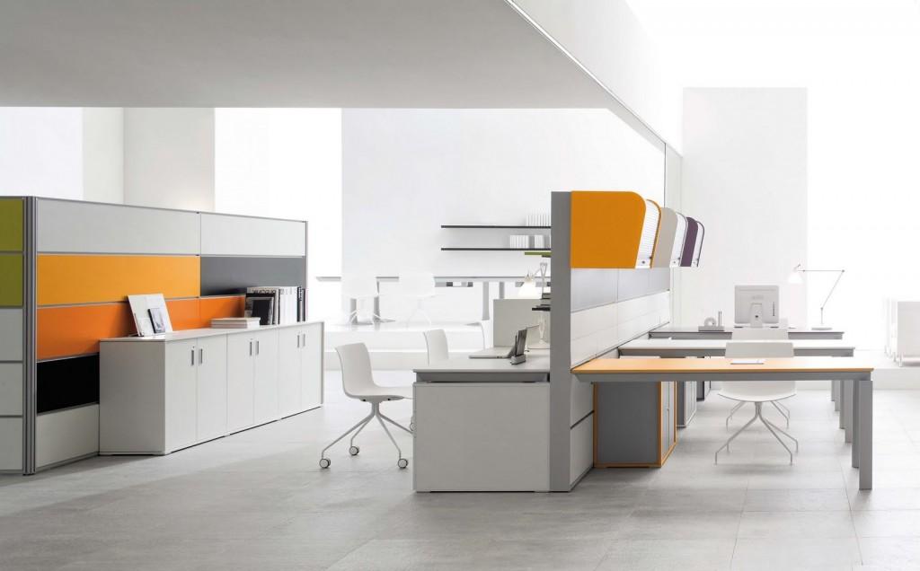 Мебель в интерьере офиса – рекомендации дизайн-студии «БЮРОСНЕГ» - Фото