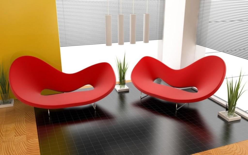 Необычная мебель: оригинальные решения в интерьере - Фото