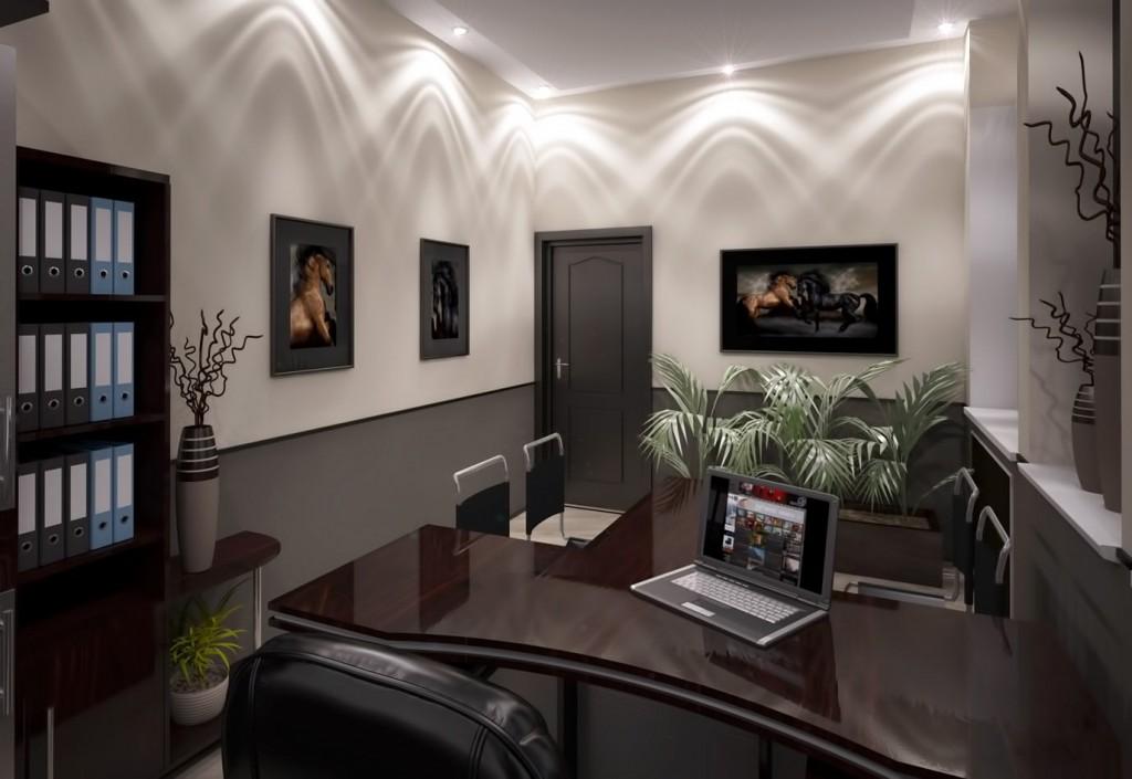 офисный стиль в интерьере