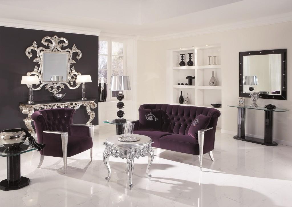 основные стили в дизайне интерьера - Арт-Деко