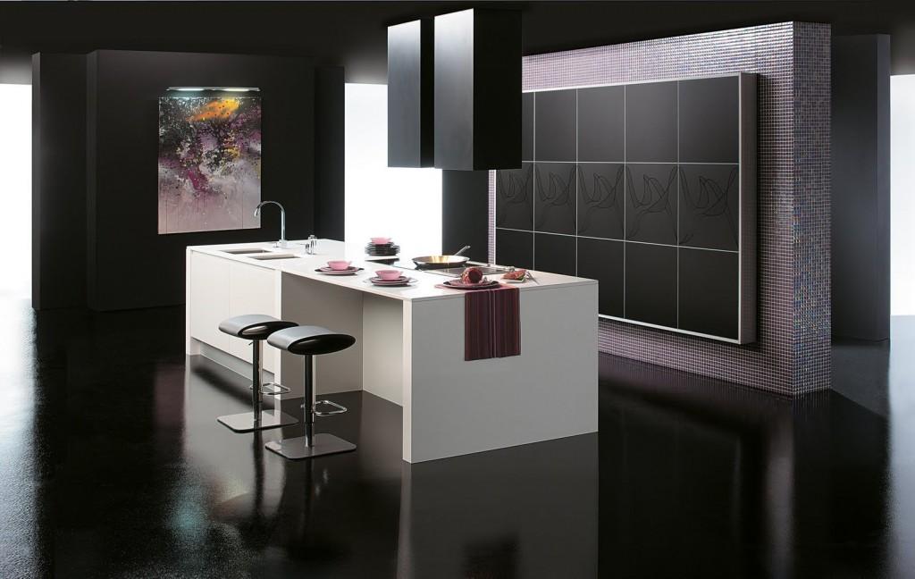 основные стили в дизайне интерьера - Хай-Тек