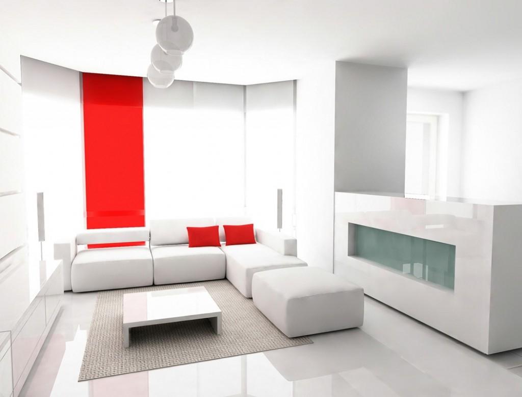основные стили в дизайне интерьера - минимализм