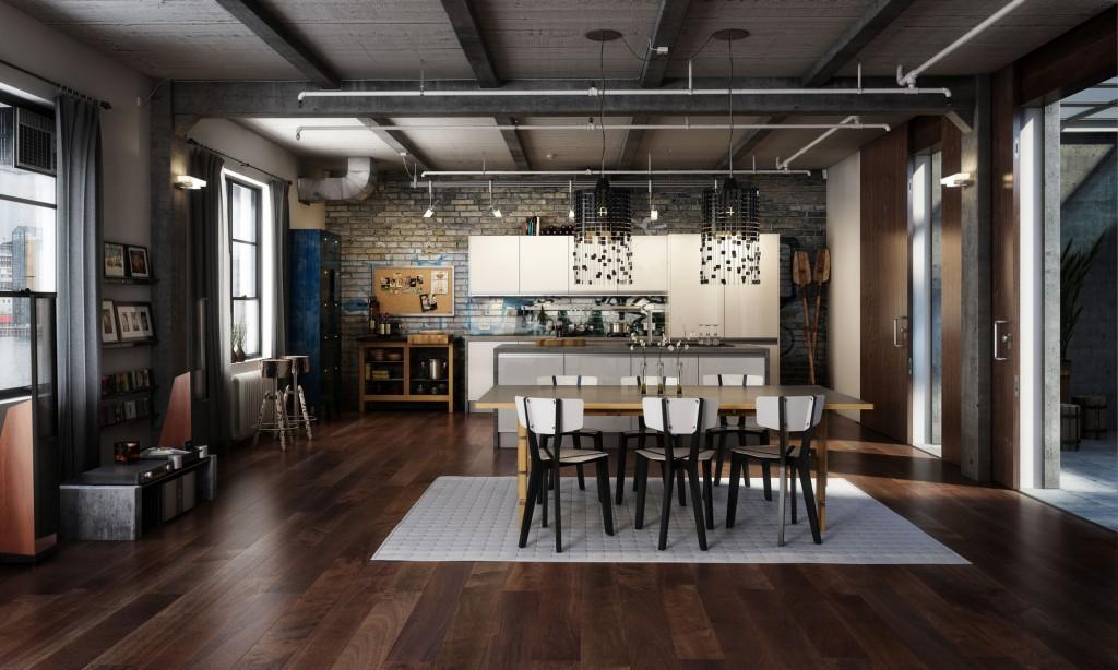 Основные особенности дизайна интерьера офисных помещений - Фото