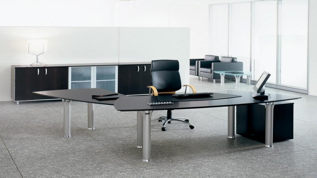 Отделка офиса под ключ и разработка индивидуального дизайнерского проекта - Фото