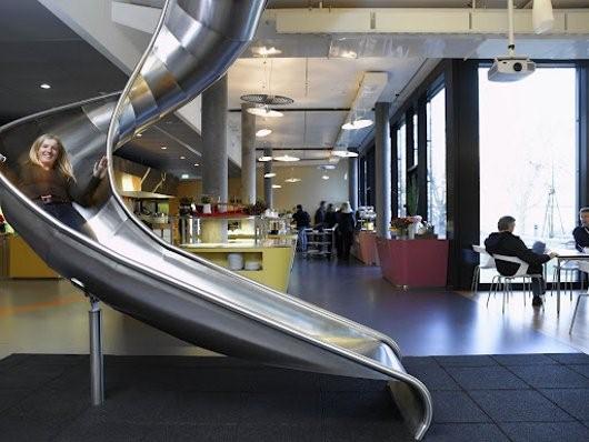 примеры дизайна офисов