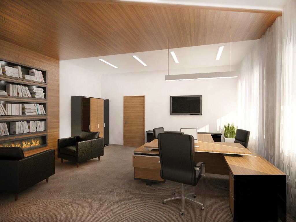 проект офиса в Москве