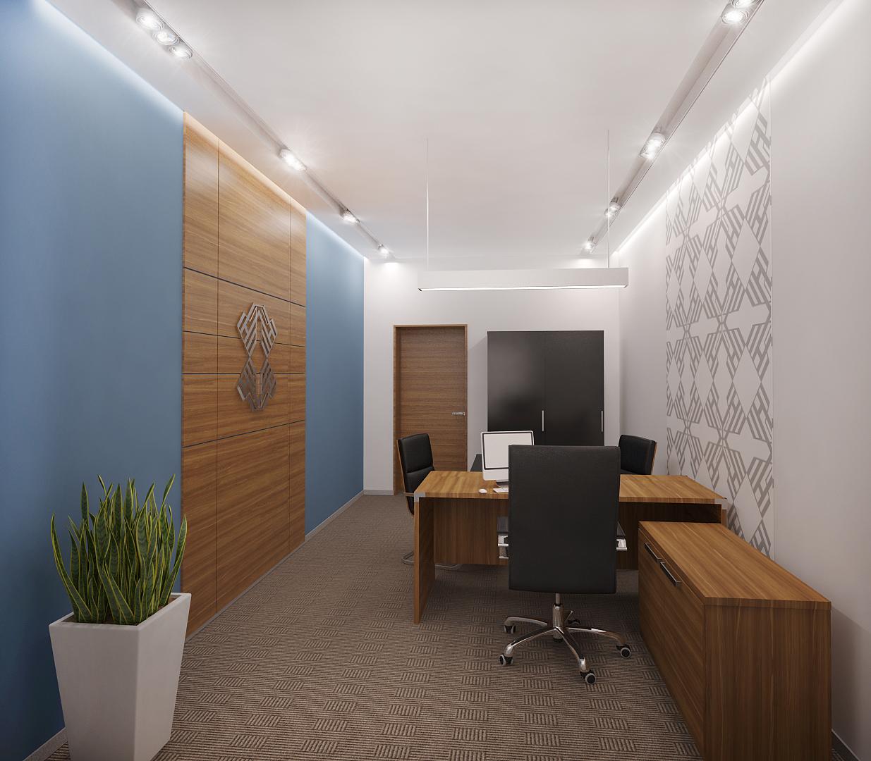 проект перепланировки офиса