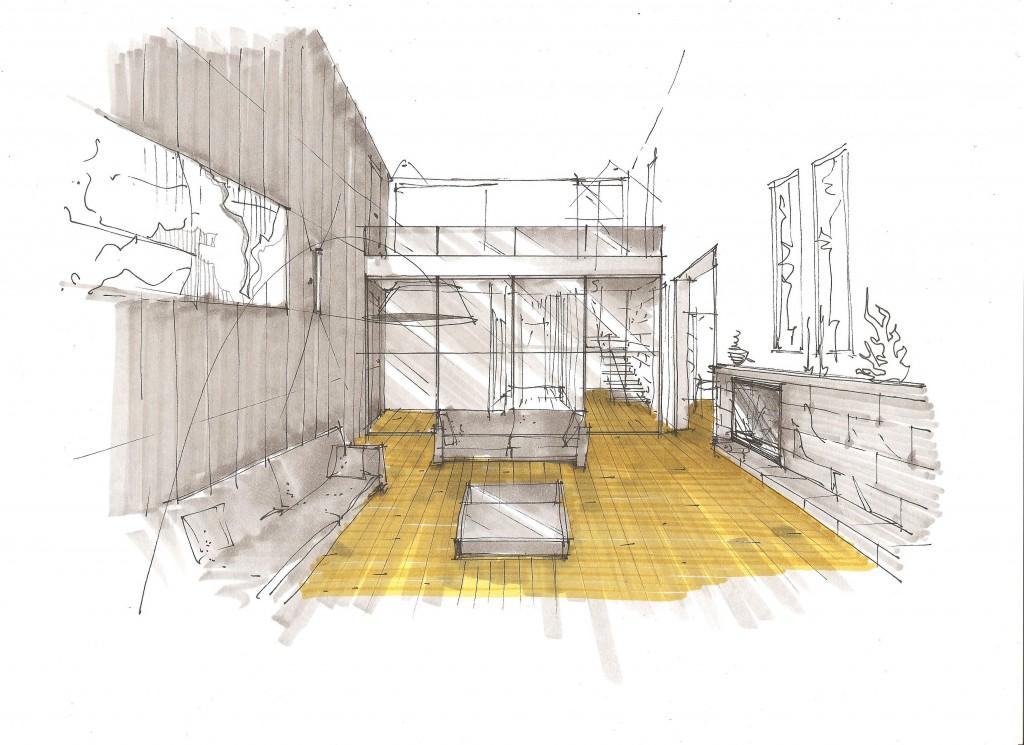 проектирование интерьеров