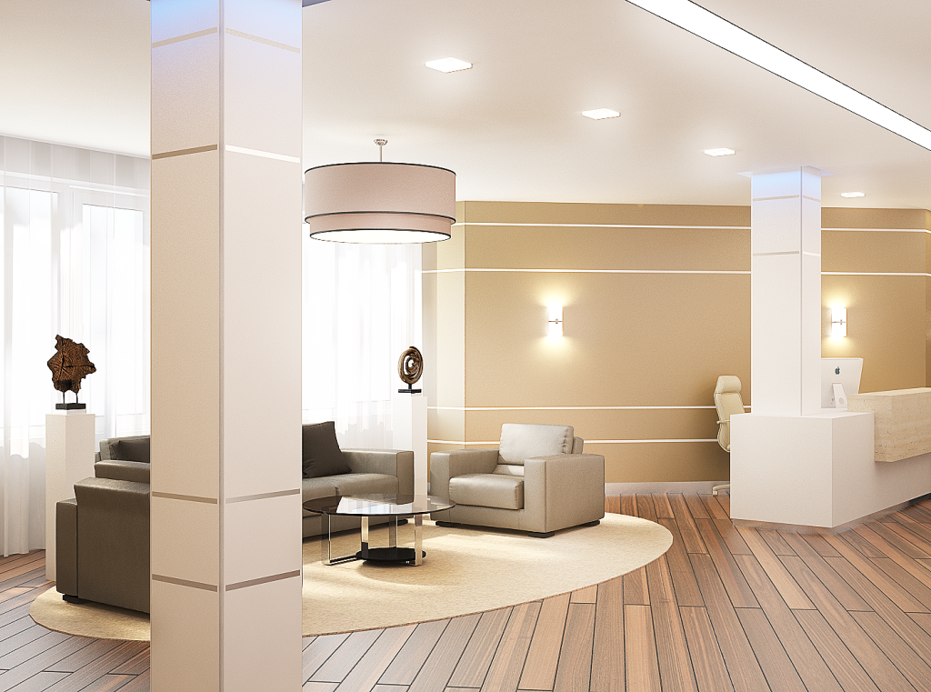 Оригинальный ремонт офисов, стоимость проектов и её составляющие - Фото