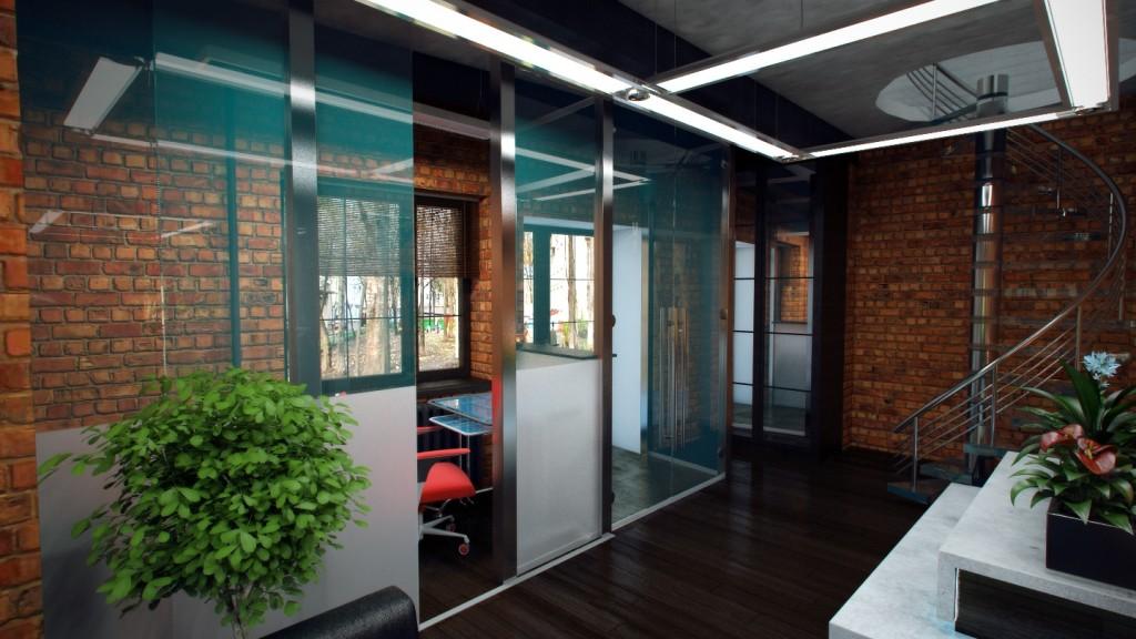 Стили интерьера офиса: лофт, фьюжн, авангард и хай-тек - Фото
