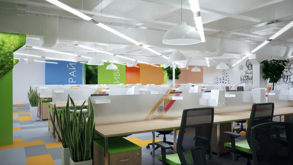 Текущий ремонт офисов: вопросы организации и реализации - Фото