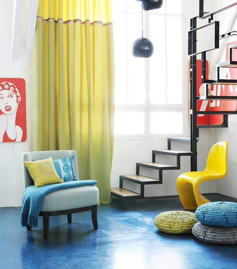 Модные тенденции в дизайне интерьеров - Фото