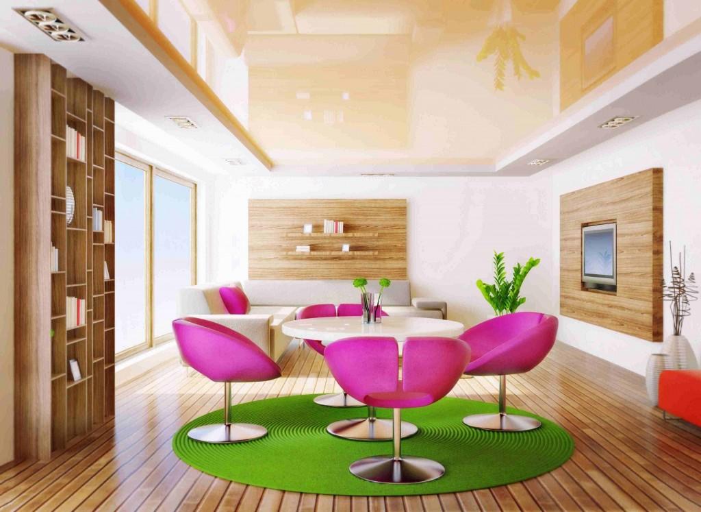 тенденции в дизайне интерьера 2015