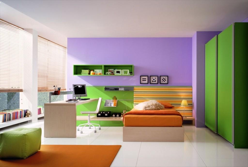 Цветовые сочетания в интерьере и их особенности - Фото