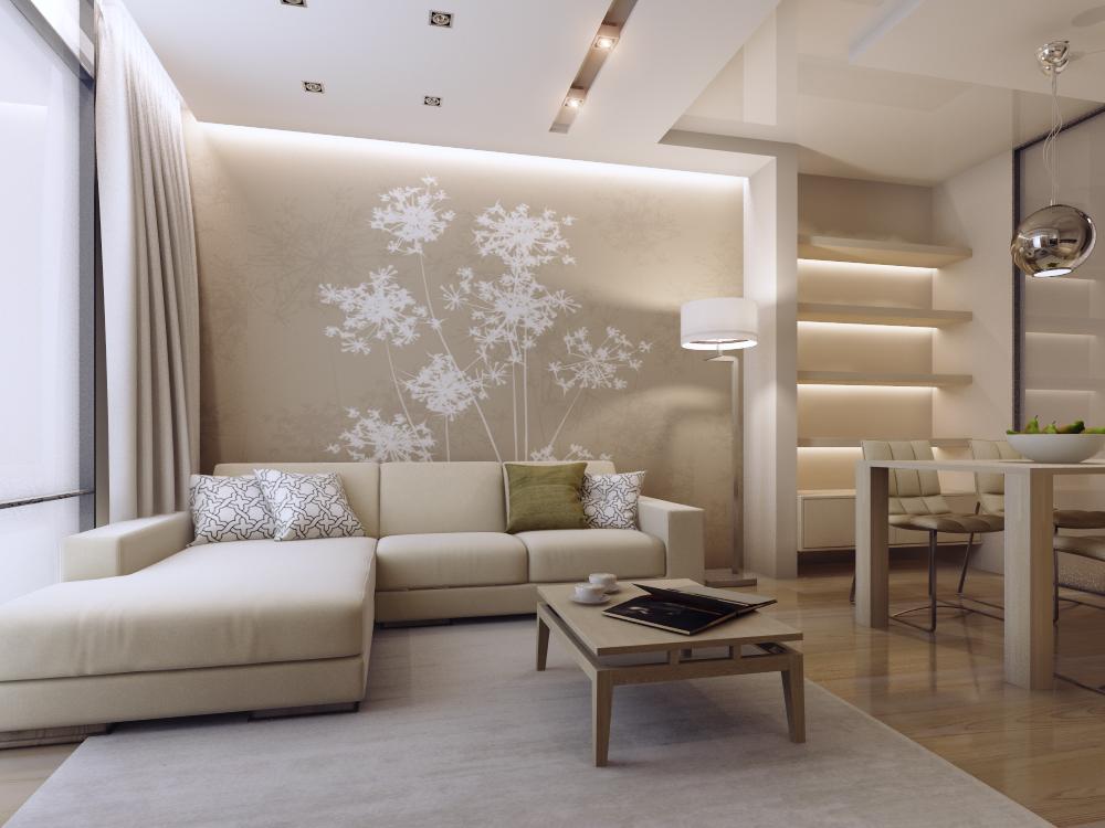 дизайн проект новой квартиры