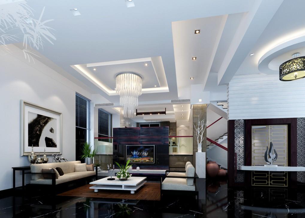 Современный дизайн потолков от БЮРОСНЕГ - Фото