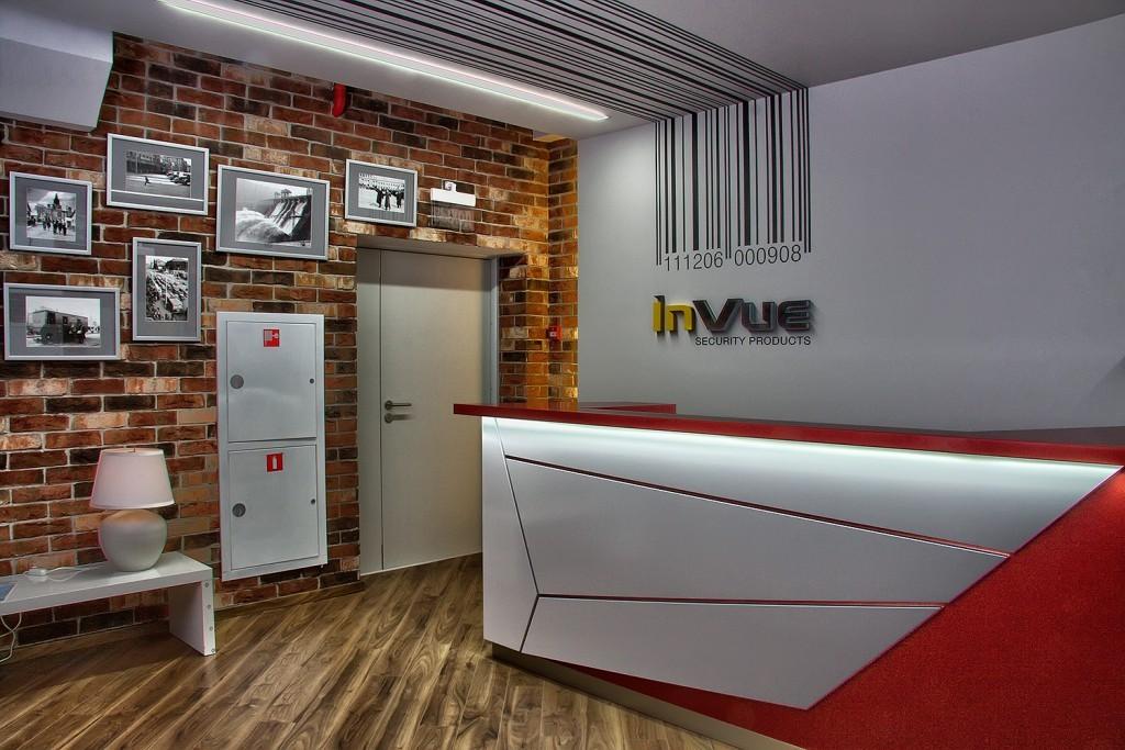 дизайн-проект помещения офиса