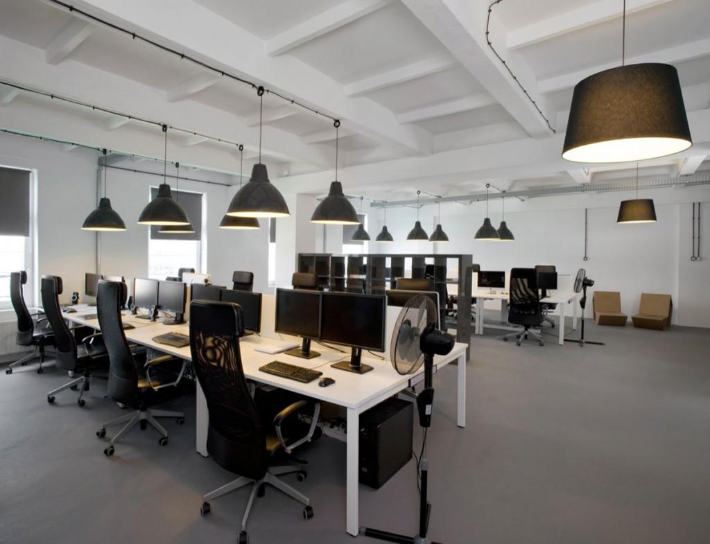 дизайн офисных пространств