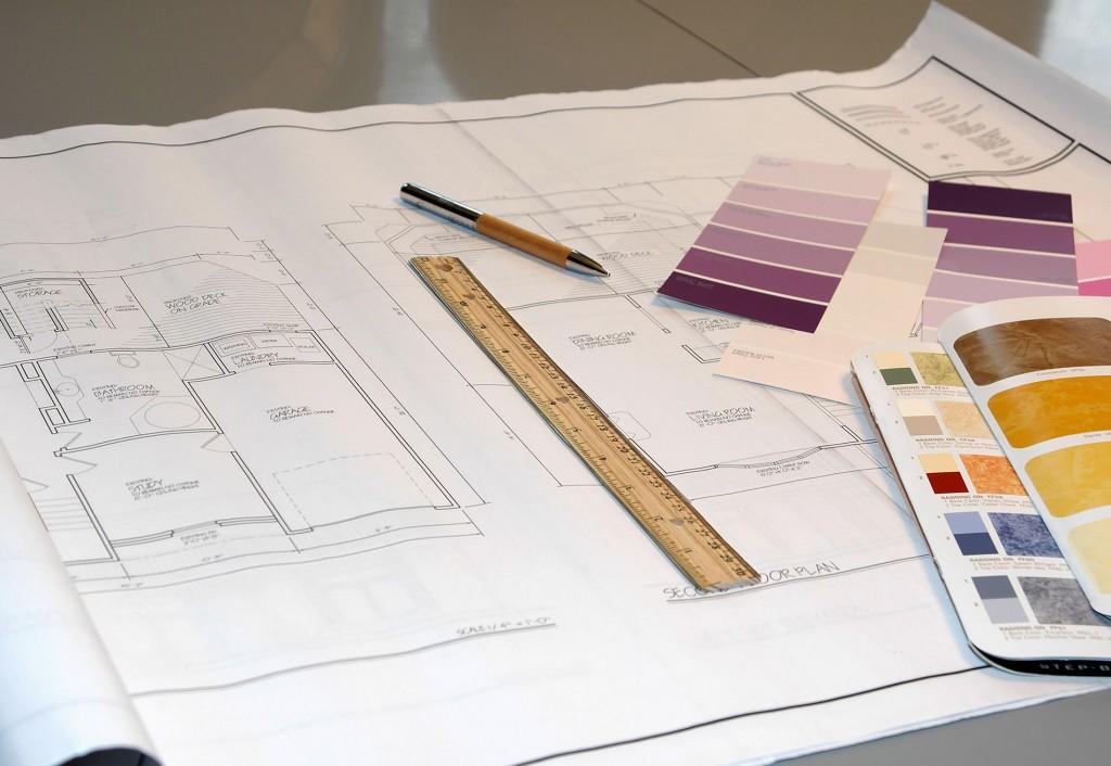 дизайн-проектирование офиса