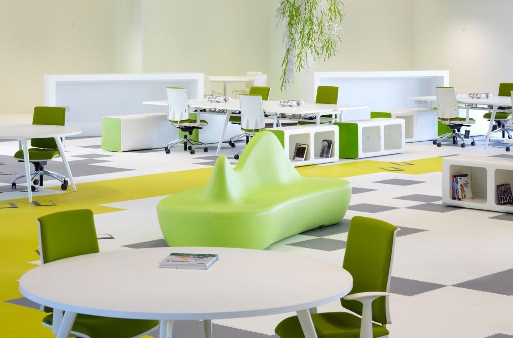 интерьер современного офиса