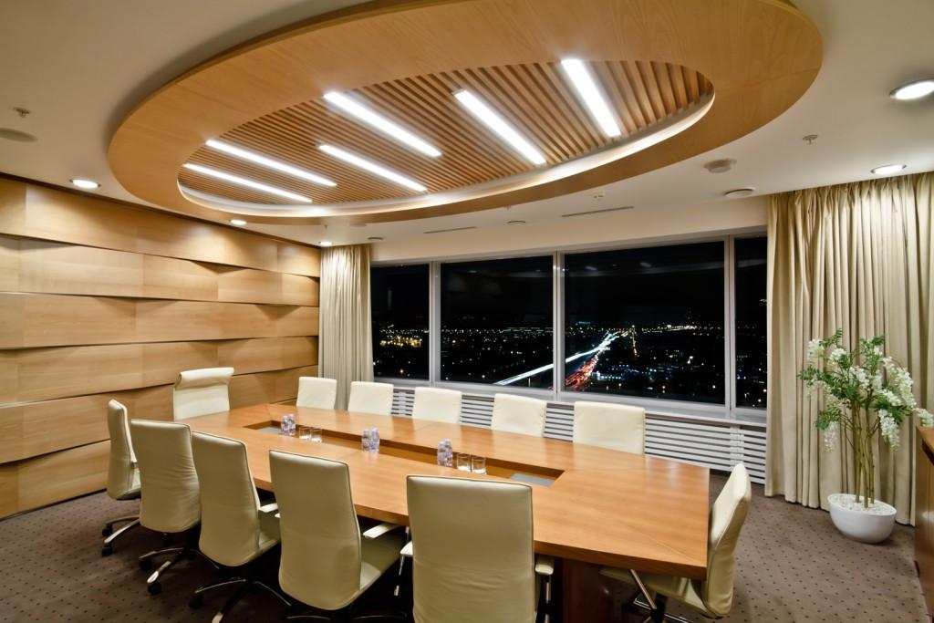 Дизайнерский ремонт в офисных помещениях Москвы - Фото