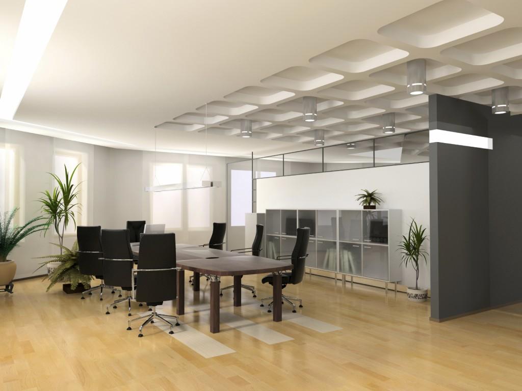 Как определяется стоимость отделки офисов - Фото