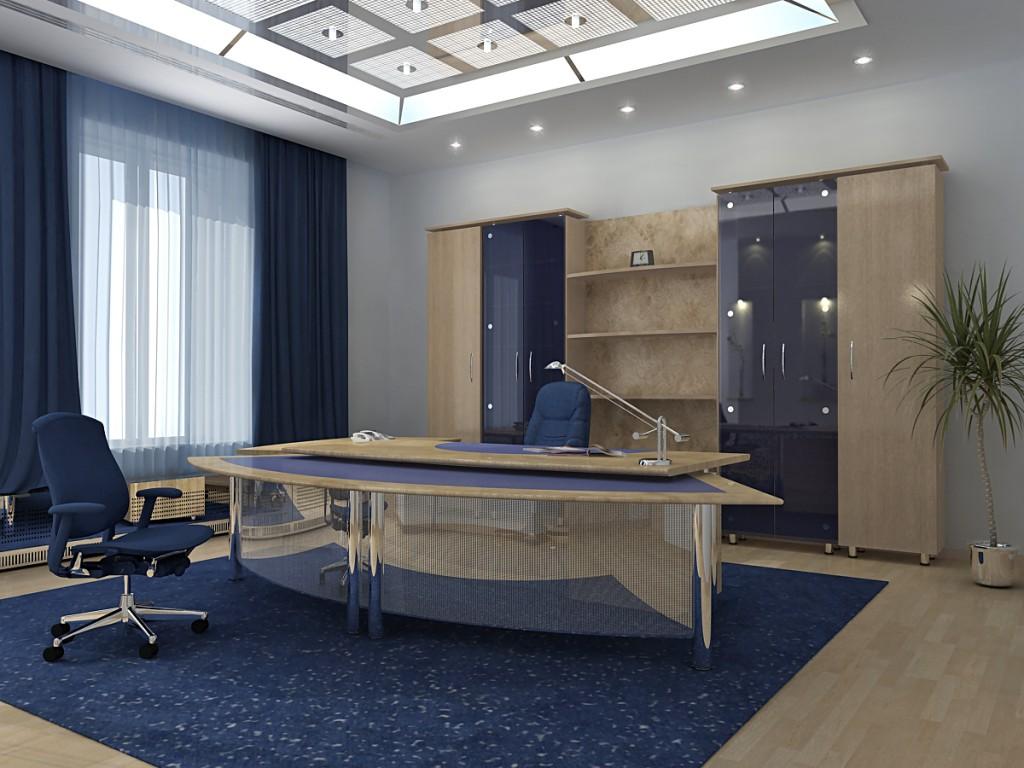 Элитный ремонт офисов и тонкости его проведения - Фото