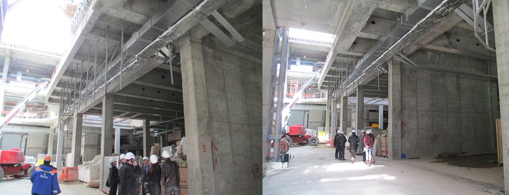 Проект интерьера банка Зенит. Исходная ситуация до ремонта
