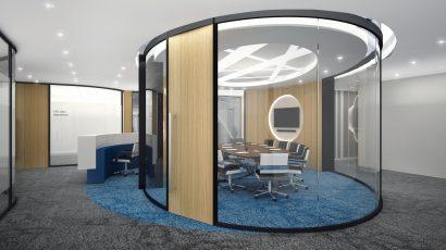 Проект офиса компании «Perfetti Van Melle»