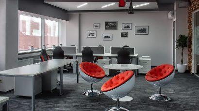 Проект офиса компании «JSB»