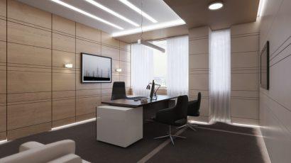 Проект офиса холдинга «Союз»