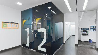 Клиентский офис компании «Юниаструм Банк»