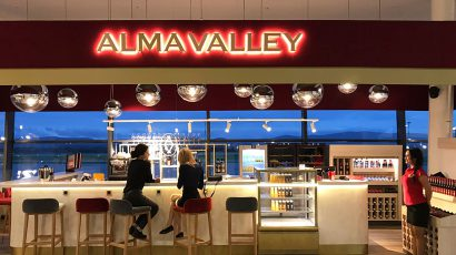 Магазин «Alma bar» в г.Владивосток