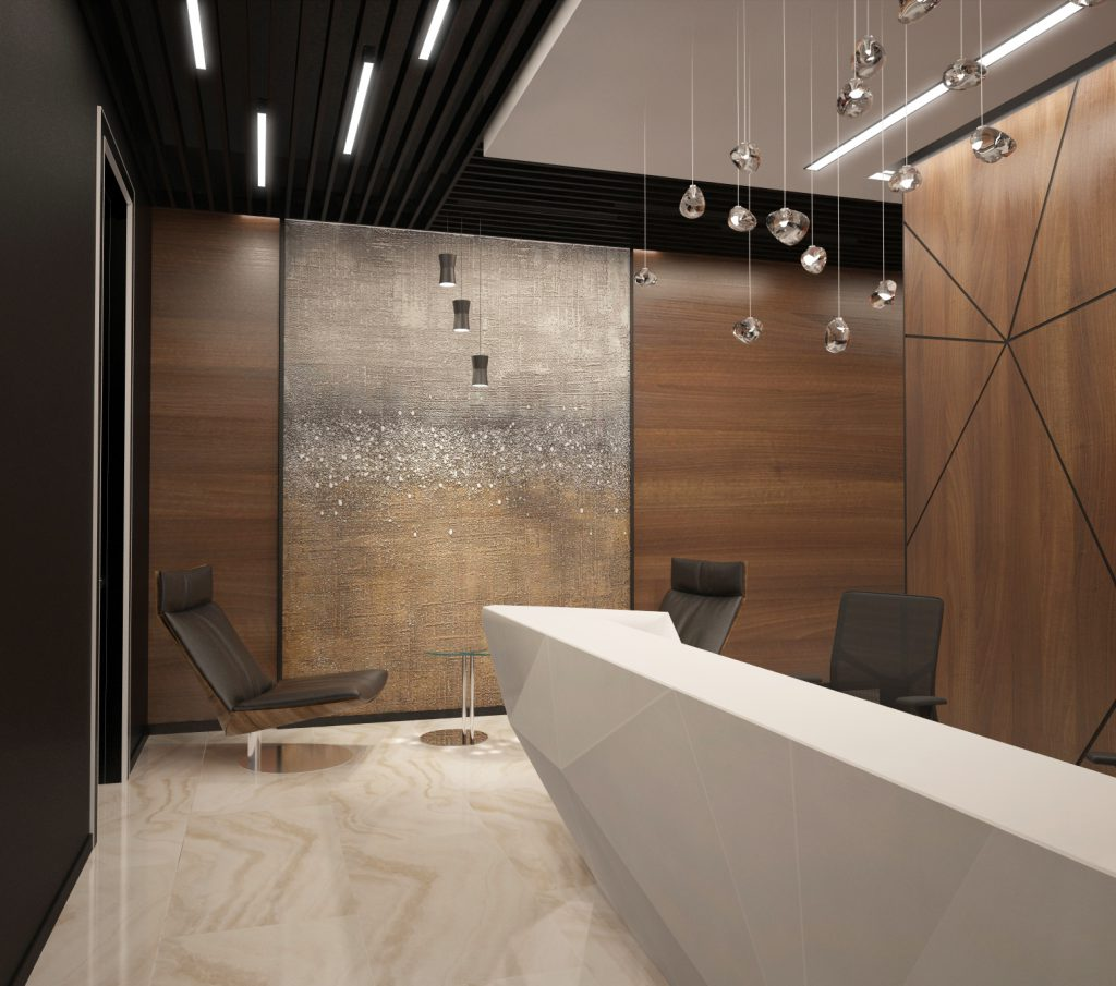 Элитный дизайн интерьеров в Москве от БЮРОСНЕГ - Фото