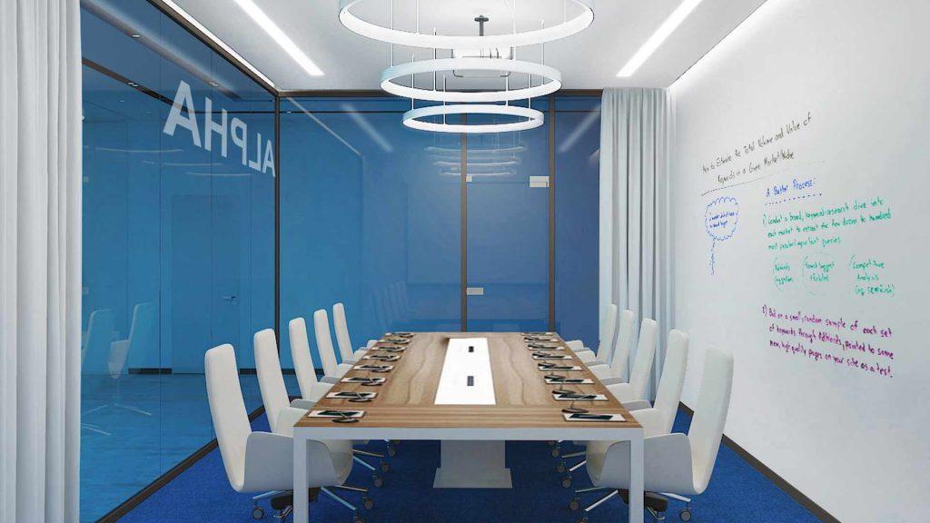Офис российской компании - Фото